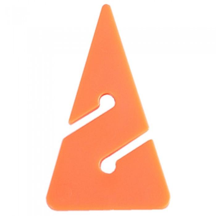 [해외]TECNOMAR Direction Marker Rope 1013558145 Orange (6 pcs)