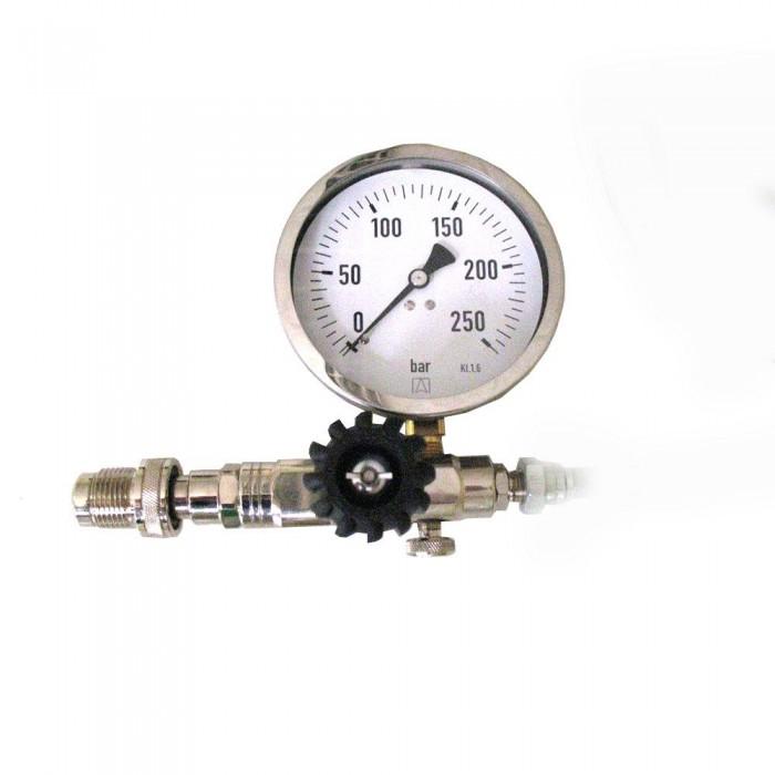 [해외]TECNOMAR Surface Pressure Gauge for 탱크 Equalizer TRIMIX