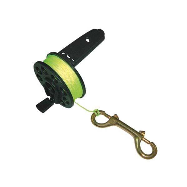 [해외]TECNOMAR Spool with Handler and Bronze Snap 15 M 10661011
