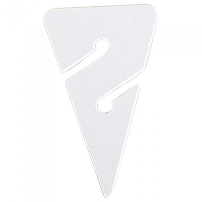 [해외]TECNOMAR Direction Marker Rope 1013558143 White (6 pcs)
