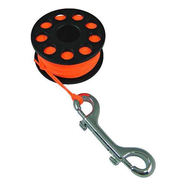 [해외]TECNOMAR Guide Reel With Double End Clip 10136450878 Orange