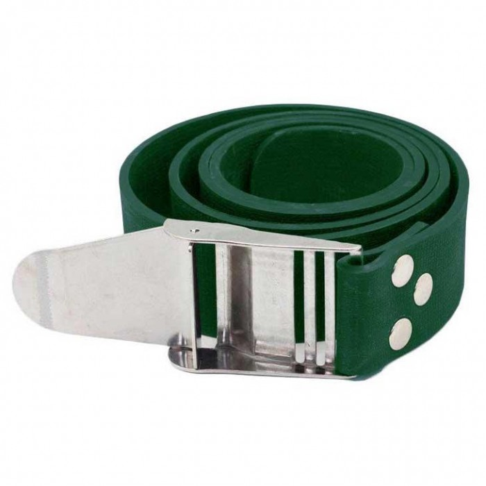 [해외]TECNOMAR Rubber Belt Inox Buckle 10136774622 Green