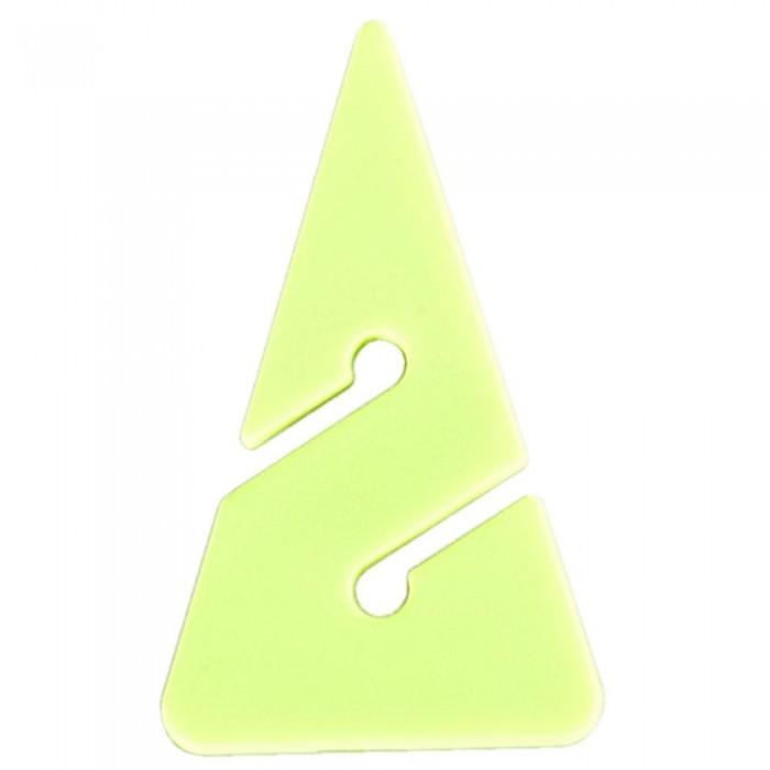 [해외]TECNOMAR Direction Marker Rope 1013558142 Yellow (6 pcs)