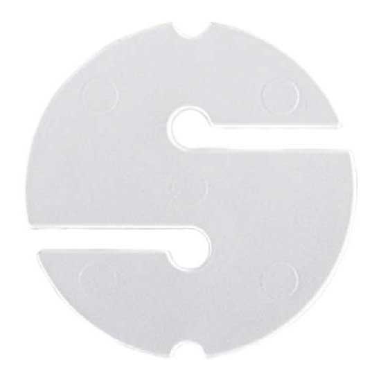 [해외]TECNOMAR Cookie Marker 10135964601 White
