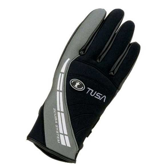 [해외]투사 Cold & Warm Water Glove Black