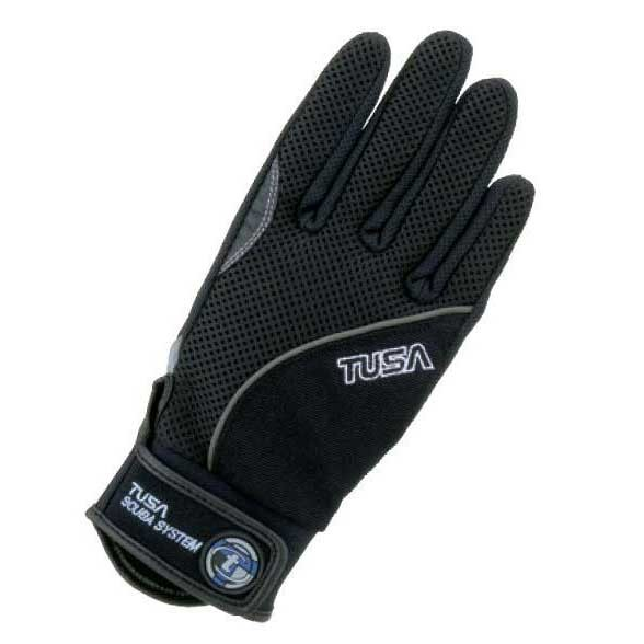 [해외]투사 Warm Water Glove Black