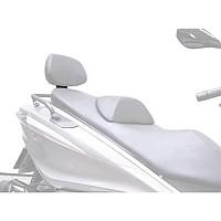 [해외]샤드 Backrest Kit Piaggio X10 125/350/500 9136277835 Black