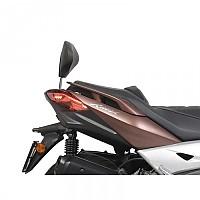 [해외]샤드 Backrest Kit Yamaha Tricity 300&XMAX 125/300/400 9136674478 Black