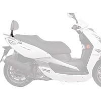 [해외]샤드 Backrest Kit Aeon Elite/Urban 125/350i&Benelli ZenZero 125i/350i&Quadro 3D 360 9136277795 Black