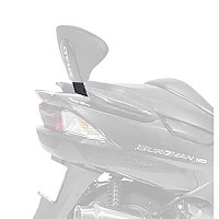 [해외]샤드 Backrest Kit Suzuki Burgman 125/UH 125/150 9136277824 Black