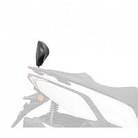 [해외]샤드 Backrest Kit Daelim XQ1 125/250 9137027032 Black