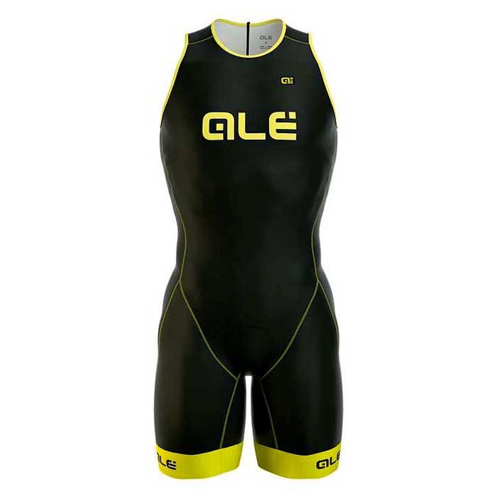[해외]ALE Cipro Tri Black / Yellow Fluo