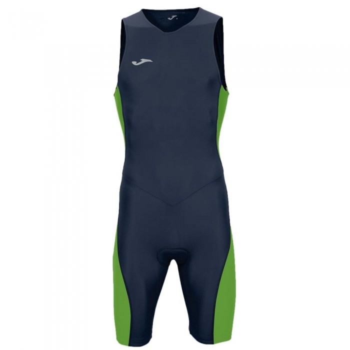 [해외]조마 Body Triathlon Sleeveless Navy / Green Fluor