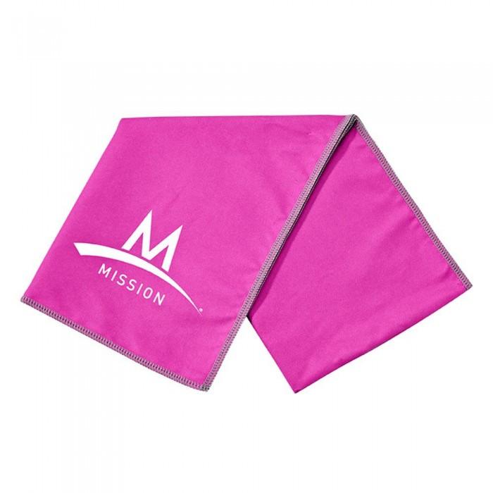 [해외]MISSION 엔듀라cool Large 마이크로화이버 Pink