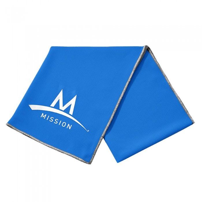 [해외]MISSION 엔듀라cool Large 테크knit Blue