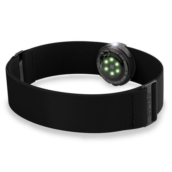 [해외]POLAR OH1+OHR Sensor 6137086981 Black