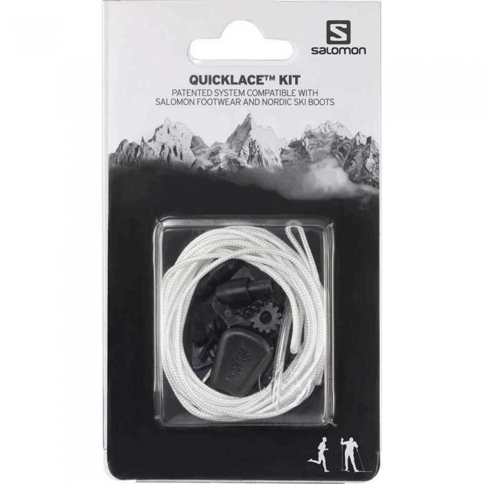 [해외]살로몬 Quicklace Kit Man6606077 Natural