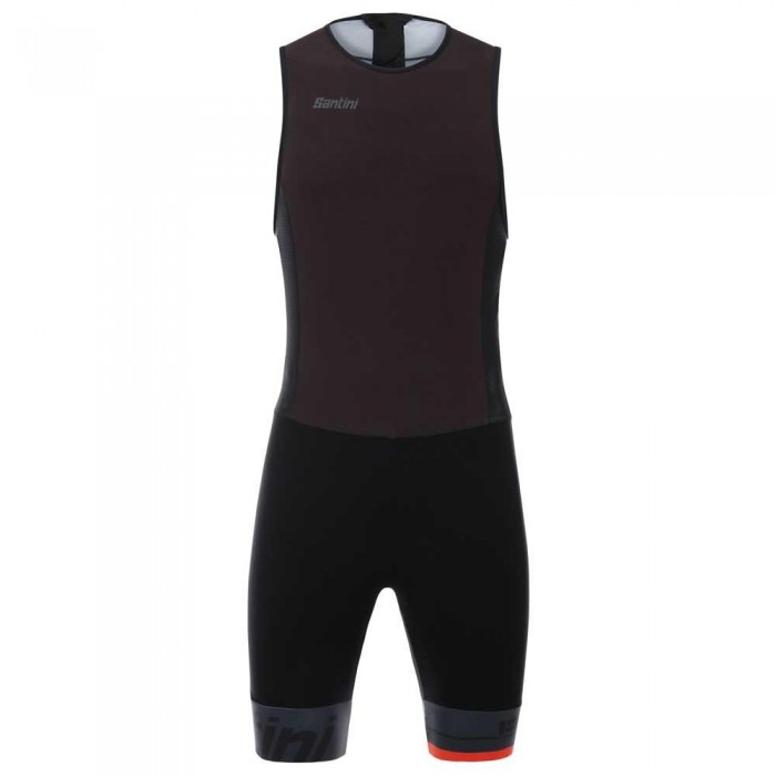 [해외]산티니 Reux Trisuit Sleeveless Black