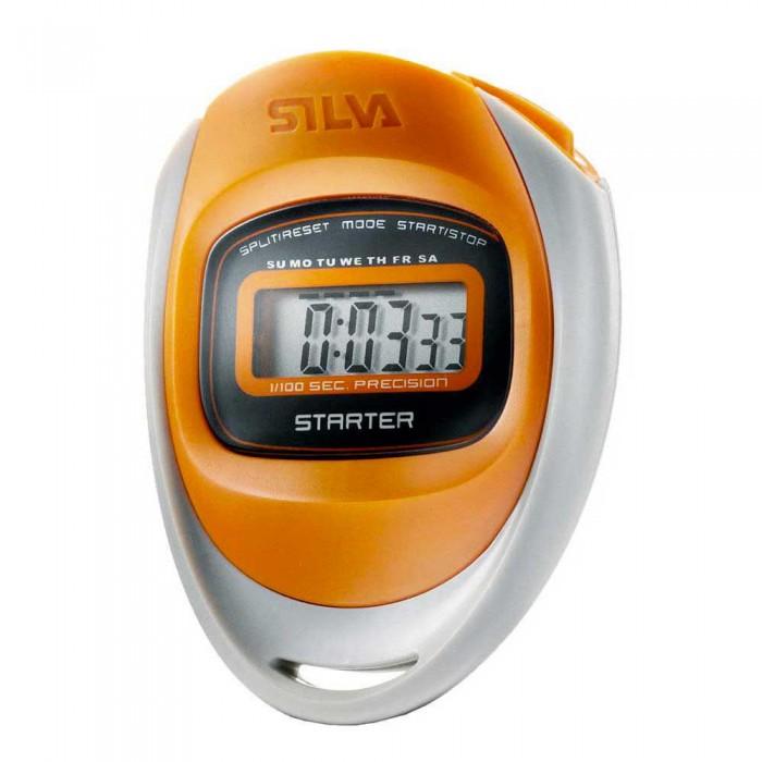 [해외]SILVA StopWatch Starter 6135899386 Grey / Orange