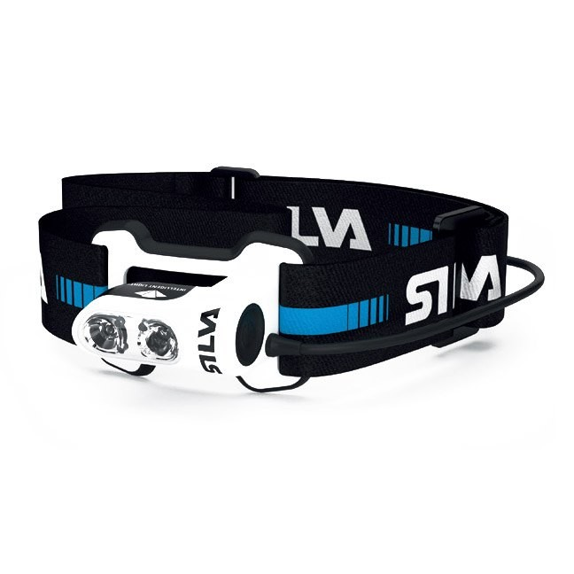 [해외]SILVA Trail Runner 4X 6137007496 Black / White / Blue