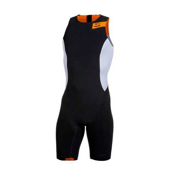 [해외]스피욱 Sprint Trisuit Black / Orange