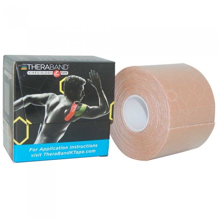 [해외]THERABAND Kinesiology Tape 5 m 6136470431 Beige
