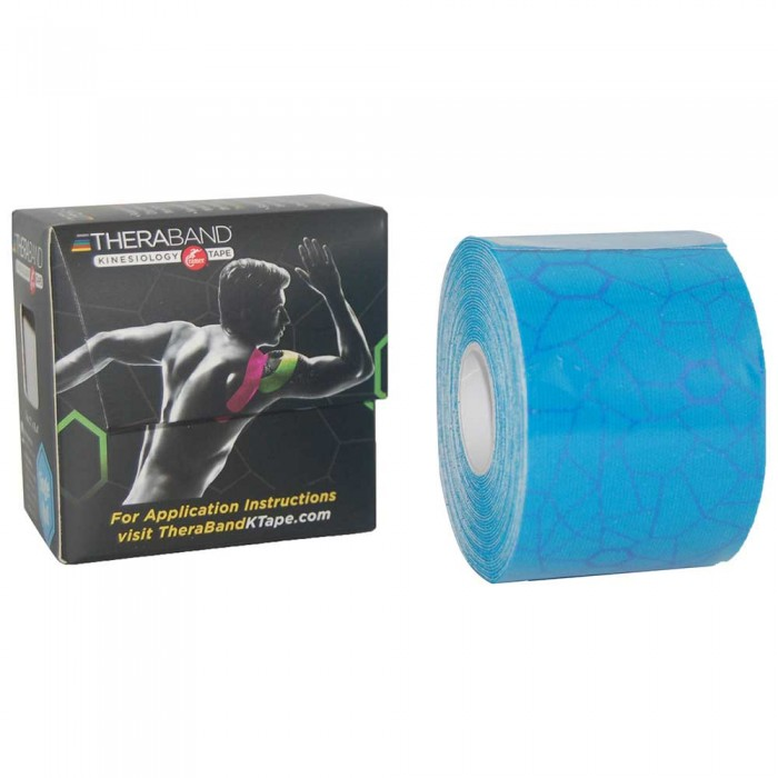 [해외]THERABAND Kinesiology Tape 5 m 6136470432 Blue