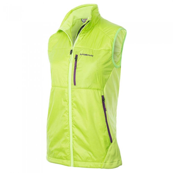 [해외]트랑고월드 Aigoual Vest Lime Green