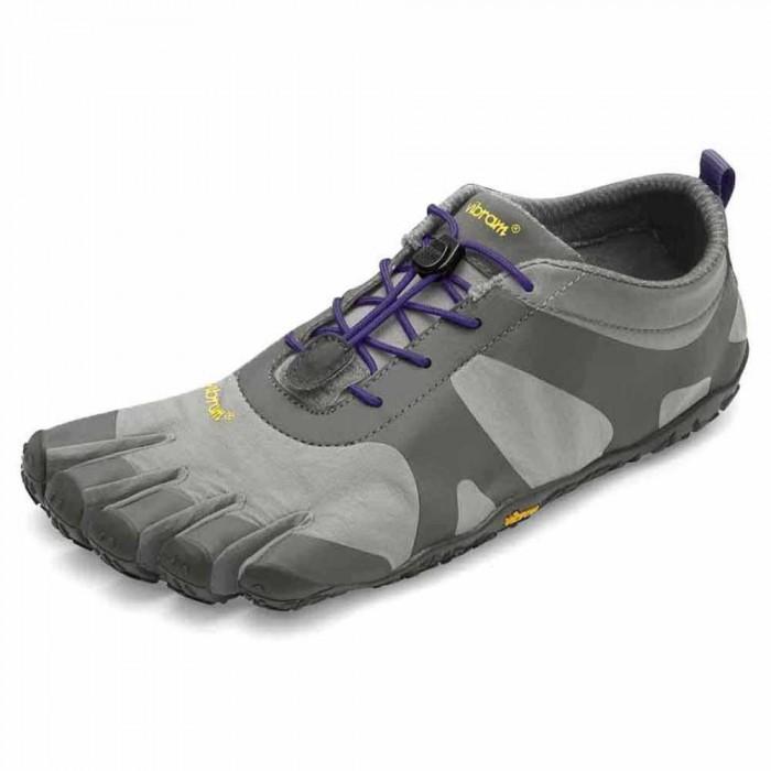 [해외]비브람 FIVEFINGERS V Alpha 6136790720 Grey / Violet