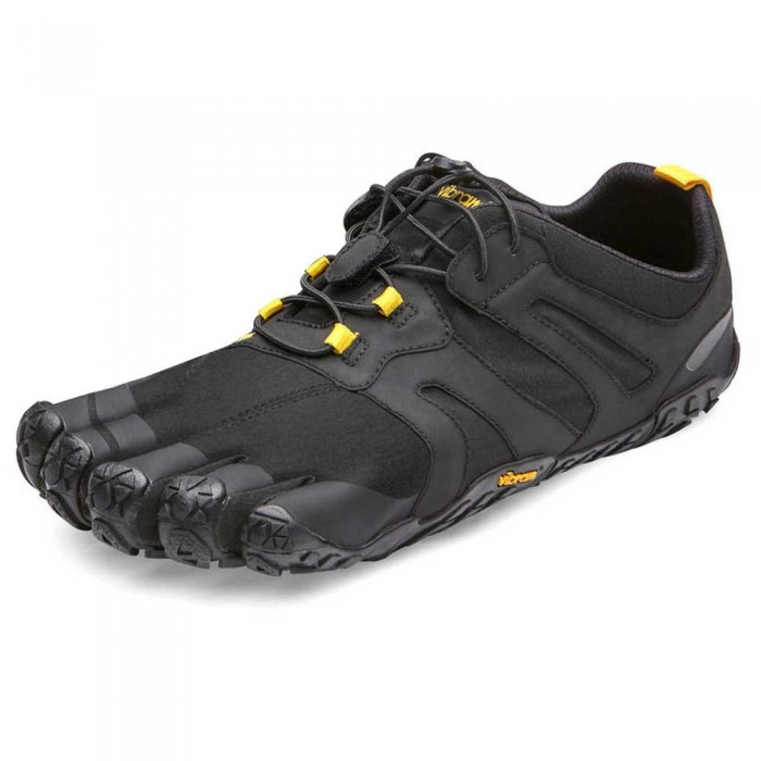 [해외]비브람 FIVEFINGERS V-Trail 2.0 6137107636 Black / Yellow