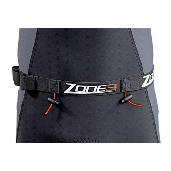 [해외]ZONE3 Race Belt 6627798 Black / Red