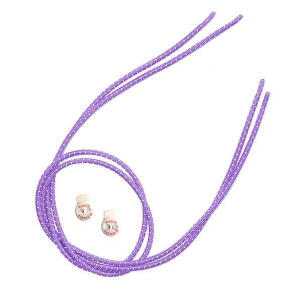 [해외]ZONE3 Elastic Laces Man6627806 Purple