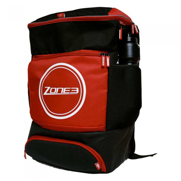 [해외]ZONE3 Transition Back 팩 40L Black / Red
