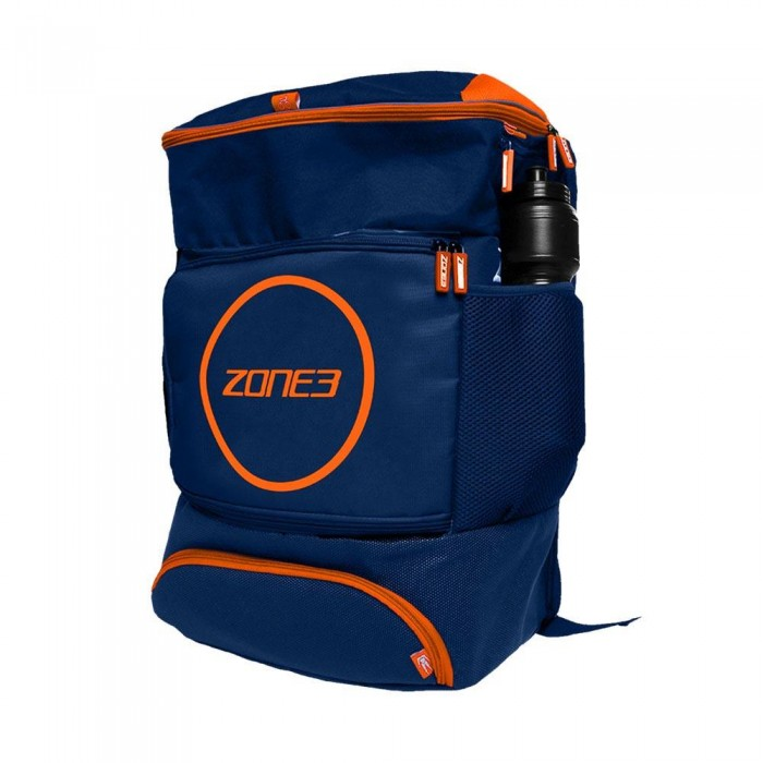 [해외]ZONE3 Transition Back 팩 40L Navy / Orange