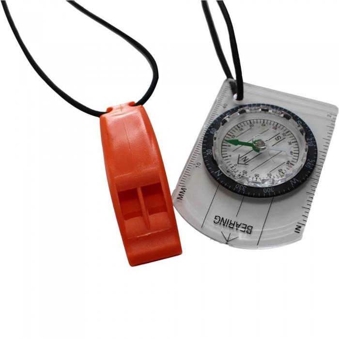 [해외]ZONE3 Swim Run Whistle And Compass 6136720108
