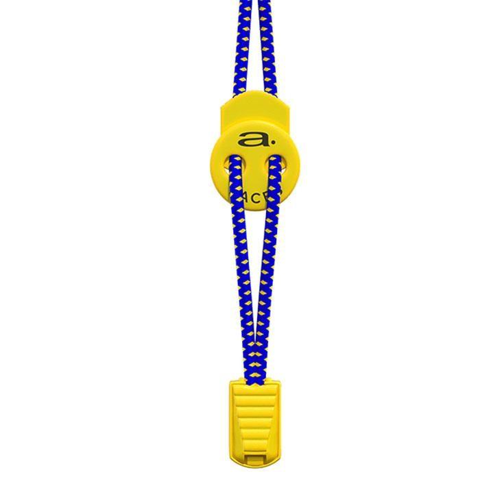 [해외]아쿠아맨 A-Lace Elastic Shoelace Man7136764762 Blue / Yellow