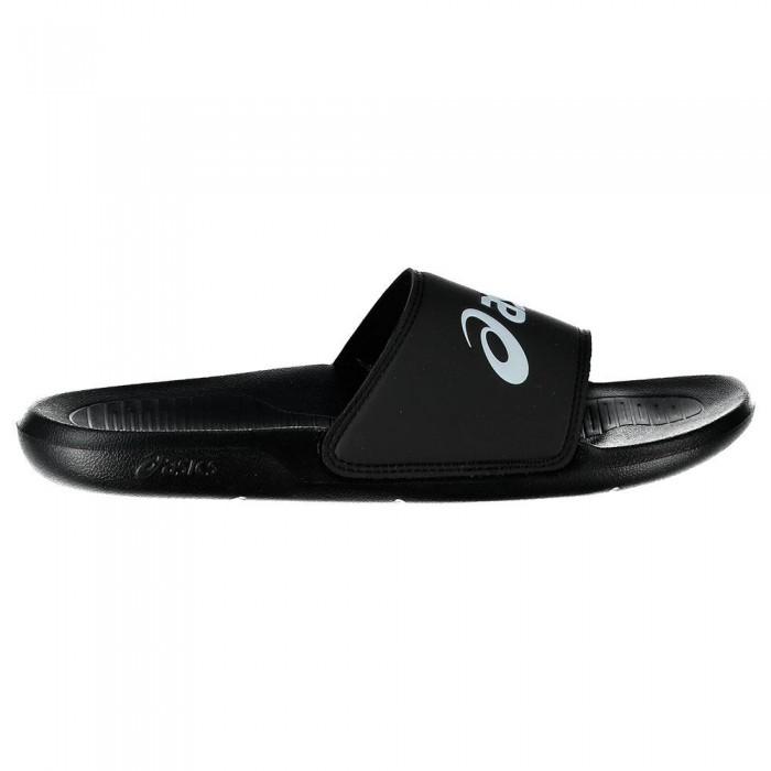 [해외]아식스 Sandal 7136877930 Black / Black / Grey