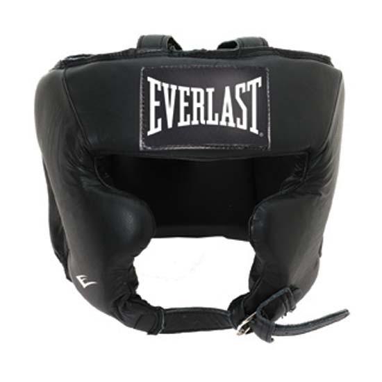 [해외]에버라스트 EQUIPMENT 레더 Pro Trad Headgear Black