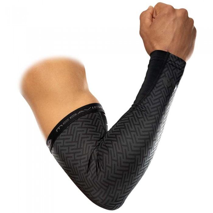 [해외]맥데이비드 X-Fitness Dual Layer Compression 7137100229 Black