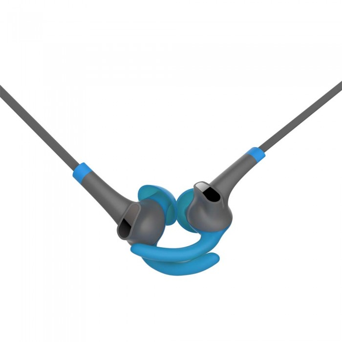 [해외]MUVIT Stereo 스포츠 3.5 mm M1S Headset Blue / Grey
