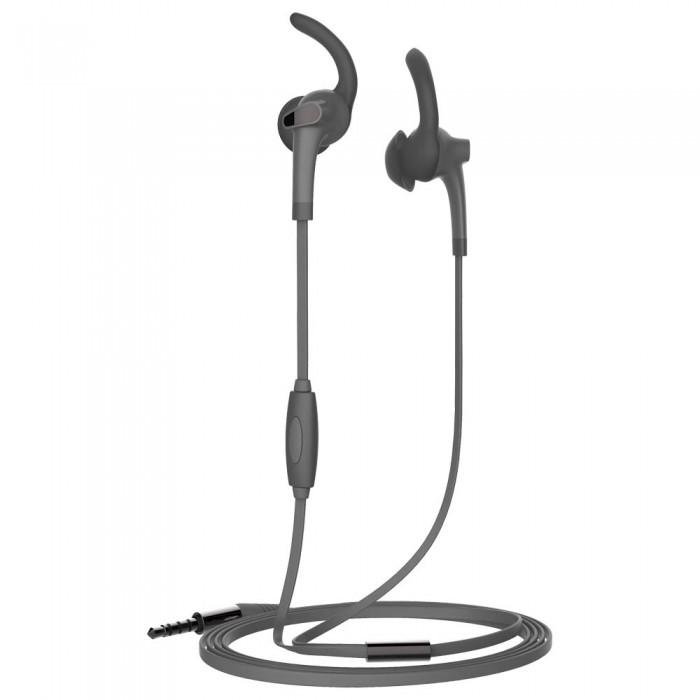 [해외]MUVIT Stereo 스포츠 3.5 mm M1S Headset Black / Grey