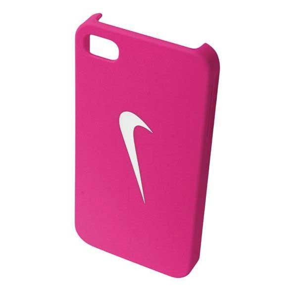 [해외]나이키 ACCESSORIES Graphic Hard Case for Iphone 4/4S 762522 Pink / White