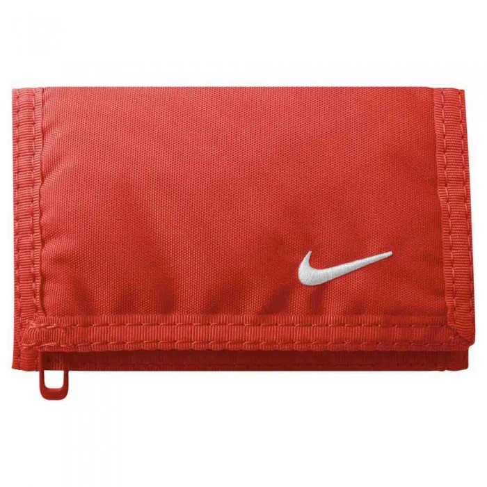 [해외]나이키 ACCESSORIES Basic Wallet 7135900368 Bright Crimson / White
