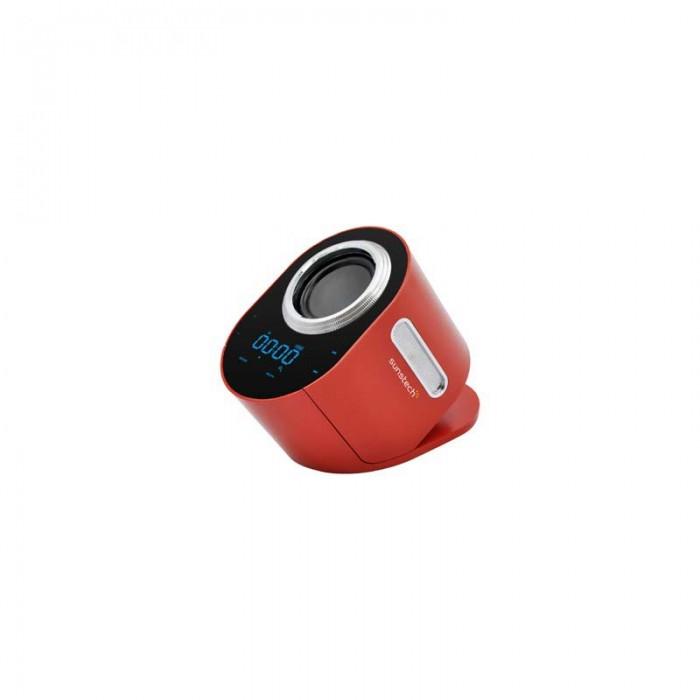 [해외]SUNSTECH BT/SD Speaker Red