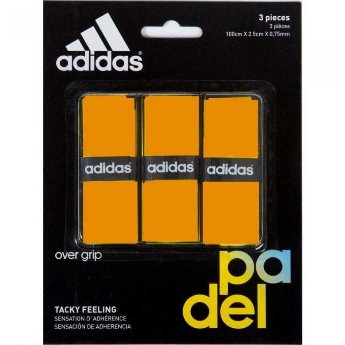 [해외]아디다스 PADEL Tacky Feeling 3 Units Orange