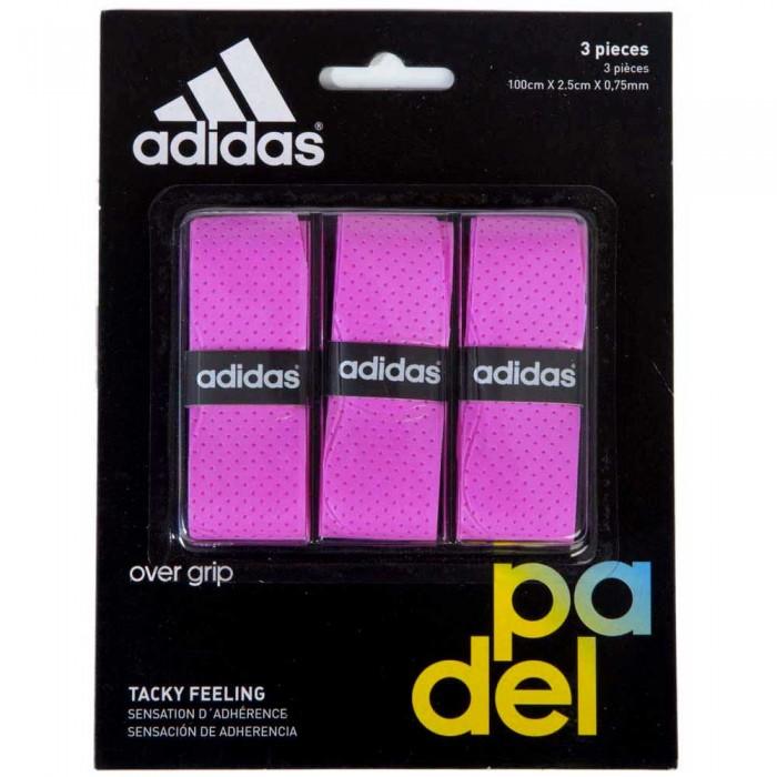 [해외]아디다스 PADEL Tacky Feeling 3 Units Pink