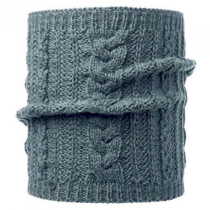 [해외]버프 ? Knitted Neckwarmer Comfort 12136659175 Darla Grey Pewter
