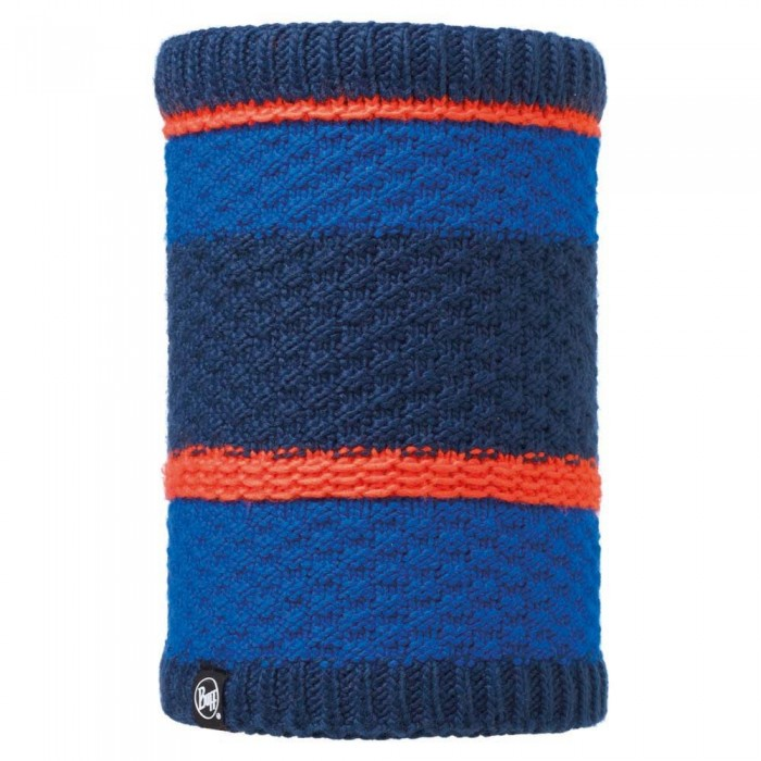 [해외]버프 ? Neckwarmer Knitted And Polar Fleece 12136659270 Fizz Blue Skydiver