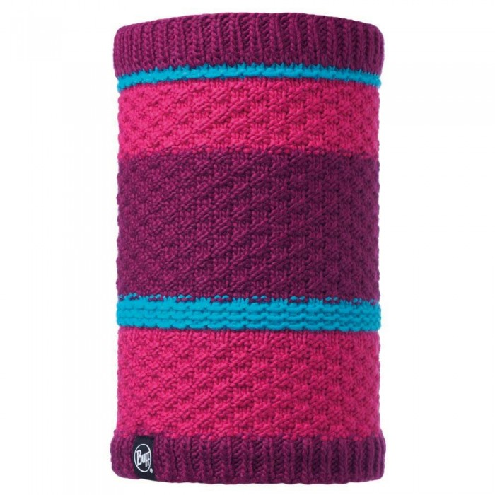 [해외]버프 ? Neckwarmer Knitted And Polar Fleece 12136659271 Fizz Pink Honeysuckle