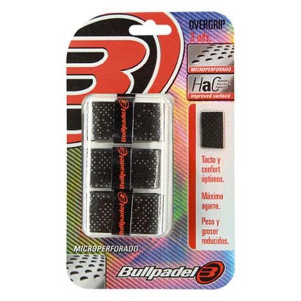 [해외]BULLPADEL GB1201 3 Units Black